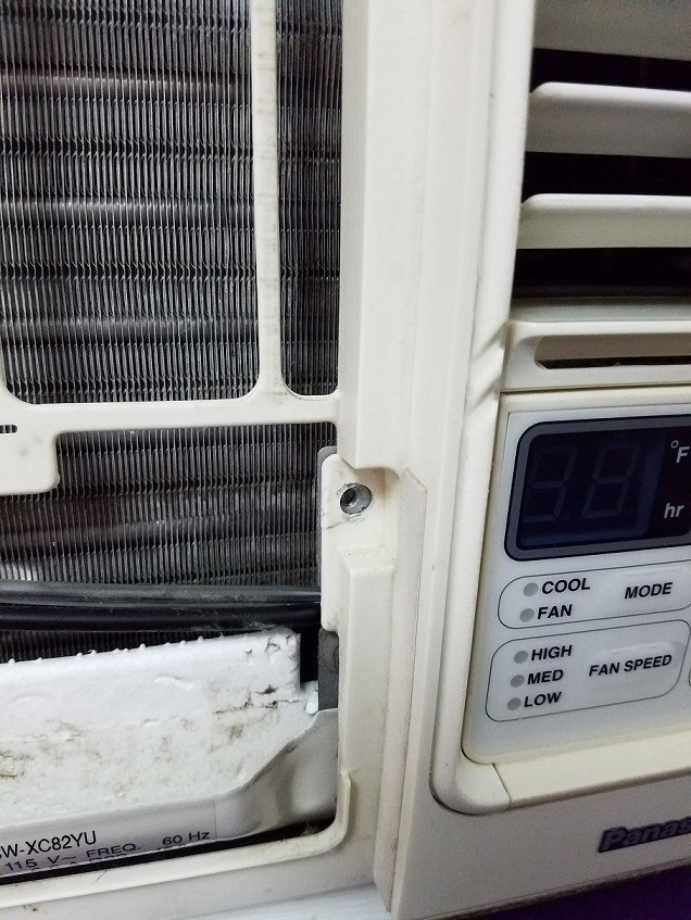 Window Mount AC Leaking Inside the House | ThriftyFun