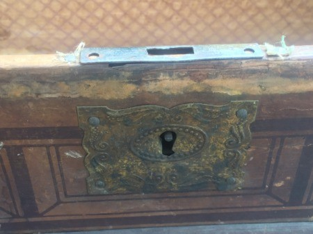 Finding the Value of an Old Trunk
