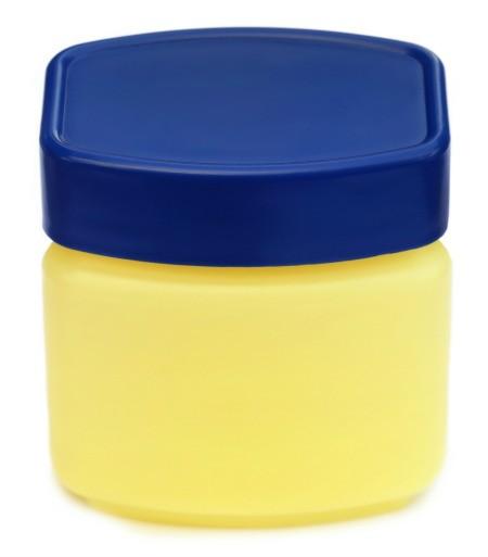 Jar of Vaseline.