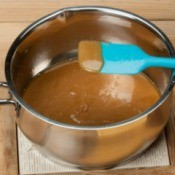 cooking caramel