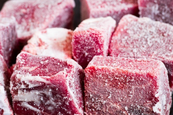 Frozen Prices Of Beef
