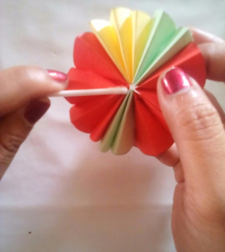 Tiny Paper Umbrella