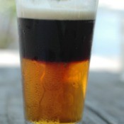 Black and Tan drink.