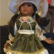 Value of a Seymour Mann Doll Named Kayla