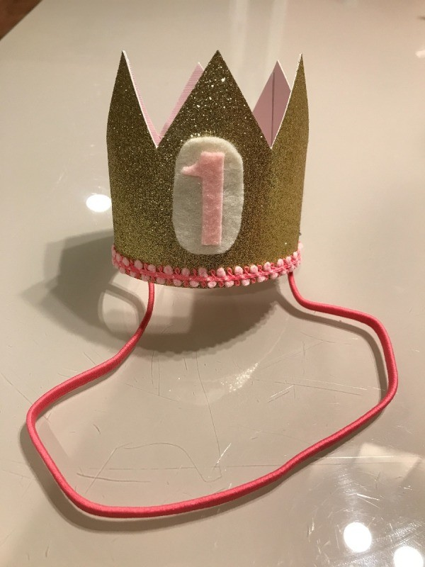 Diy Paper Birthday Crown Thriftyfun
