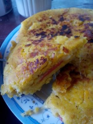 All In Potato Breakfast on plate