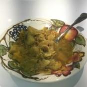 Cauliflower Pear Stew in bowl