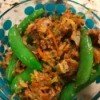 Sautéed Vegetables with Snap Peas in bowl