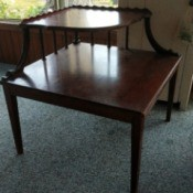 Value of Mersman 7008 Table