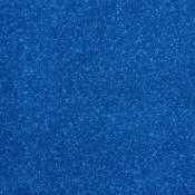 Cobalt blue speckled counter.