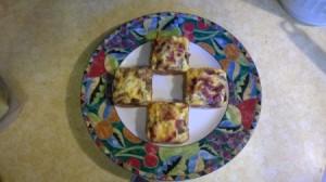 Individual Breakfast Squares