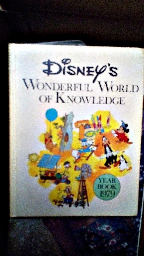 disneys wonderful world of knowledge from 1979