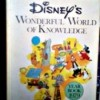 Value of Disney's Wonderful World of Knowledge