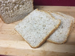 Sturdy Sunflower Bread sliced