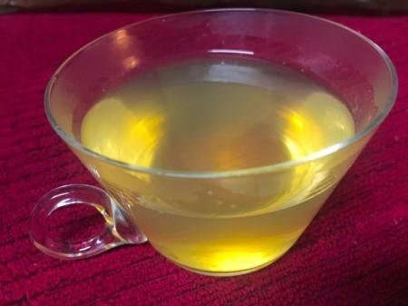 Pineapple PeelTea in cup