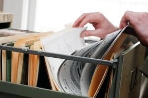 Filing Warranty Documents
