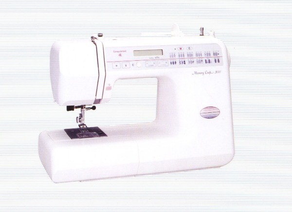 Changing the foot on a janome memory craft 3000 thriftyfun for Janome memory craft 3000