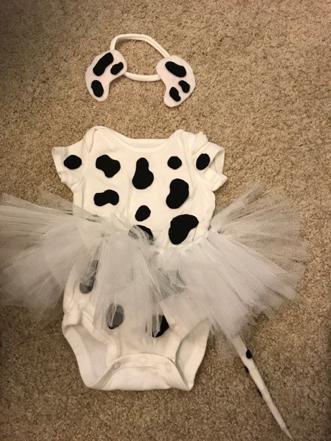 Making A Puppy Halloween Costume For A Baby Thriftyfun