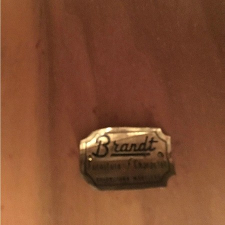 Information and Value of a Brandt Table