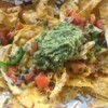 Chicken Nachos ready to eat