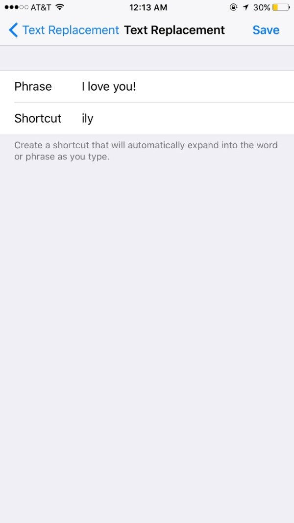 Organize Your Phone with Shortcuts