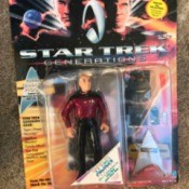Selling Collectible Figurines - Picard figurine