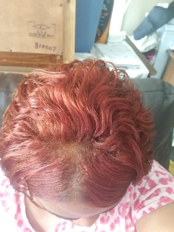 Toning Down Dyed Hair Thriftyfun