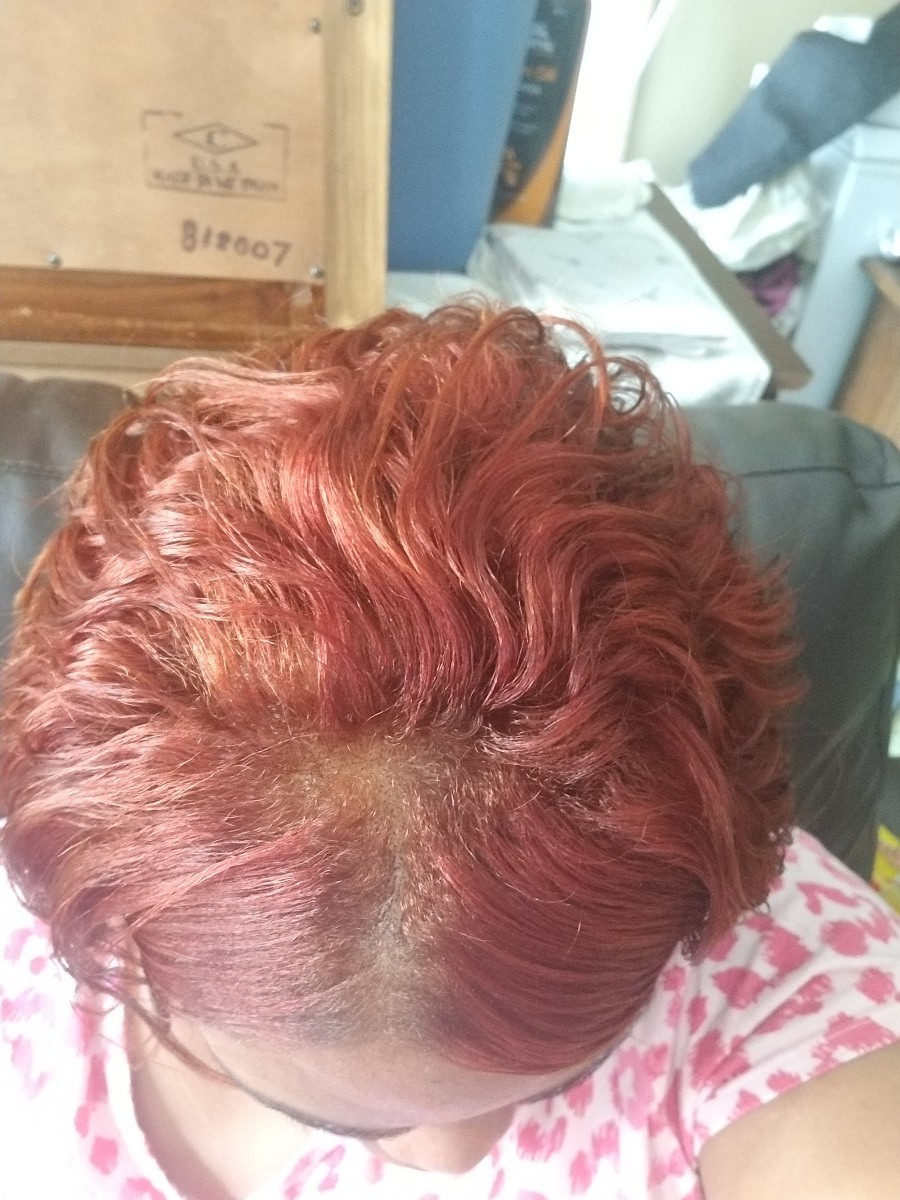d2aa2a89d309 Can I use another rinse on top of the copper to changer my color to a  darker look. Please help.