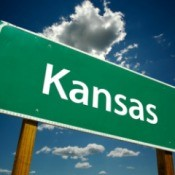 Kansas Road Sign