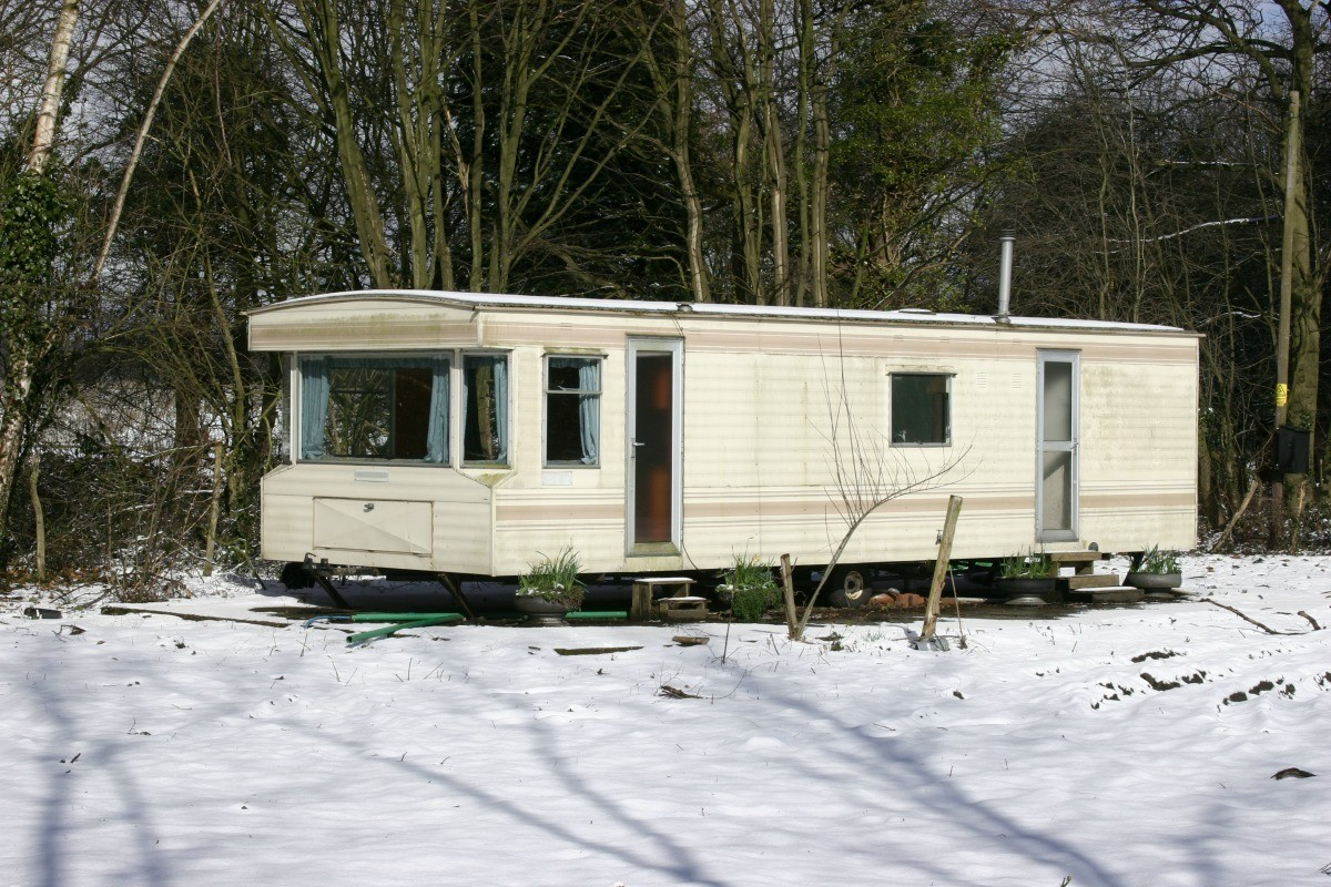 Keeping a trailer warm thriftyfun - What temperature to keep house in winter when gone ...