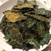 Healthy Kale Chips in bowl