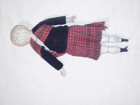 Information on a Alt. Beck & Gottschalk Bisque Doll 1064 #0