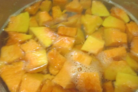 Butternut Squash and Apples