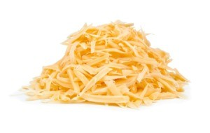 Thawed Grated Cheese