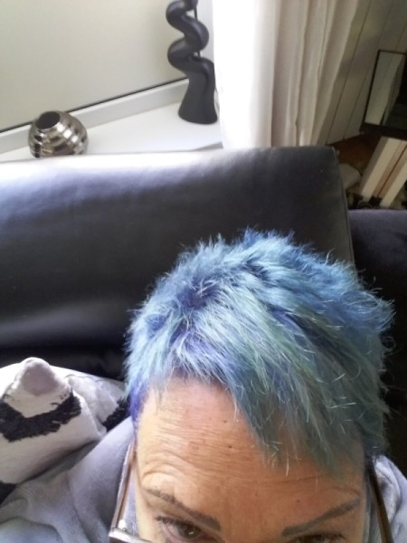 Re-dyeing Hair to Fix Hair Color Gone Wrong - current color hair