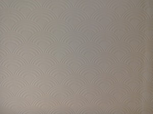 Discontinued Graham and Brown Wallpaper - overlapping arches