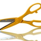 Yellow Kitchen Shears