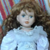How Can I Identify This Doll? - porcelain doll