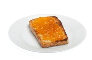 Rex Jelly on Toast