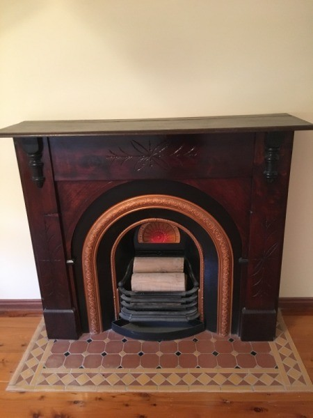 Value of a Wooden Mantle Piece
