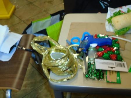 Miniature Wreaths - supplies
