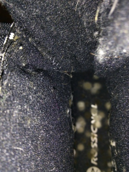 Cleaning Moldy Cross Country Ski Boots