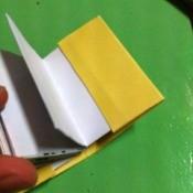 Cute Mini Notebooks - glued