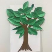 Thankful Tree - full tree