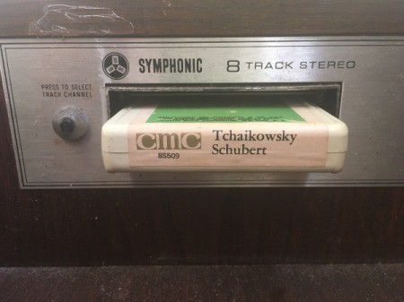 Value of Vintage Symphonic Record Player
