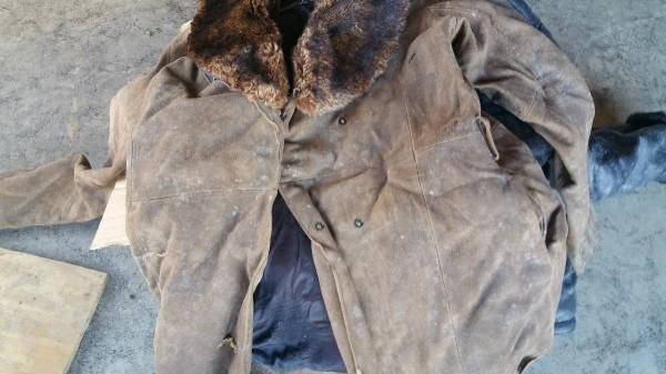 Baby Leather Jacket