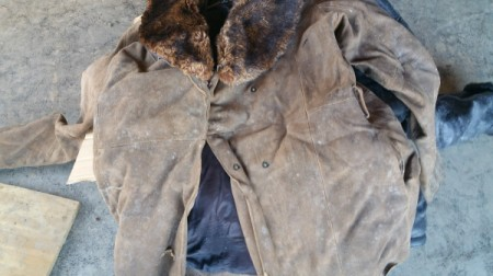 Removing Mold from Suede and Leather Coats