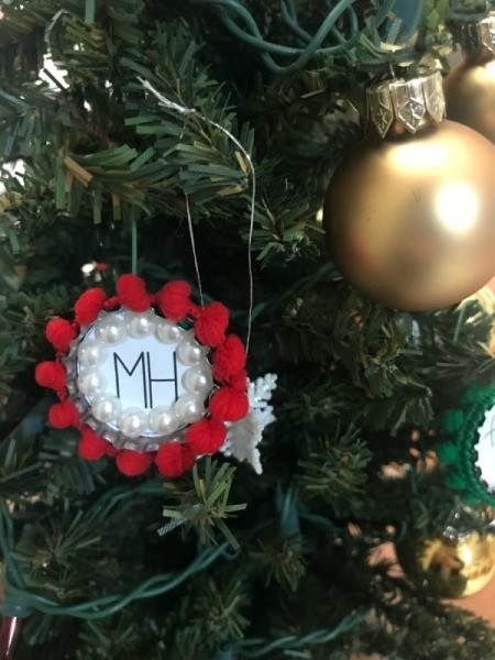 Bottle Cap Ornaments Thriftyfun