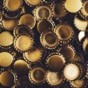 Metal Bottle Caps