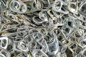 Aluminum Pop Tabs